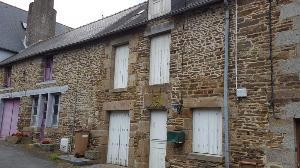 Maison a vendre Saint-Ouen-la-Rouërie 35460 Ille-et-Vilaine 62 m2 3 pièces 47700 euros