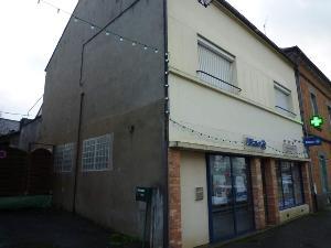 Immeuble de rapport a vendre Saint-Méen-le-Grand 35290 Ille-et-Vilaine 140 m2  140422 euros