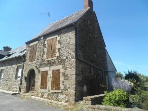 Maison a vendre La Fontenelle 35560 Ille-et-Vilaine 75 m2 3 pièces 95310 euros