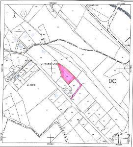 Terrain a batir a vendre Roz-sur-Couesnon 35610 Ille-et-Vilaine 2000 m2  88922 euros