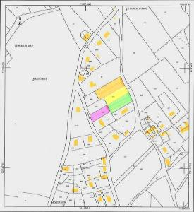 Terrain a batir a vendre Saint-Broladre 35120 Ille-et-Vilaine 1000 m2  41950 euros