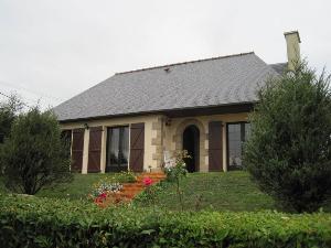 Maison a vendre Cherrueix 35120 Ille-et-Vilaine 95 m2 4 pièces 222822 euros