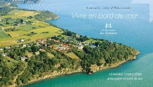 Terrain a batir a vendre Cancale 35260 Ille-et-Vilaine 294 m2  129900 euros