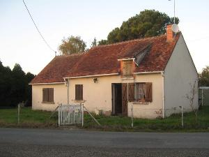 Maison a vendre Gargilesse-Dampierre 36190 Indre 66 m2 3 pièces 50000 euros