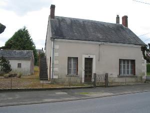 Maison a vendre Écueillé 36240 Indre 73 m2 3 pièces 64000 euros
