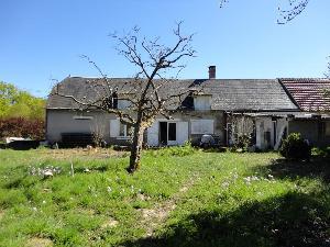Maison a vendre Poulaines 36210 Indre 130 m2 5 pièces 62000 euros