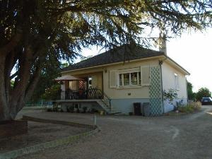 Maison a vendre Rivière 37500 Indre-et-Loire 116 m2 5 pièces 158250 euros