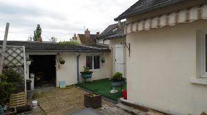 Maison a vendre Sainte-Maure-de-Touraine 37800 Indre-et-Loire 100 m2 6 pièces 99500 euros
