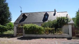 Maison a vendre Nouâtre 37800 Indre-et-Loire 83 m2 5 pièces 126150 euros