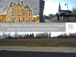 Terrain a batir a vendre Noyant-de-Touraine 37800 Indre-et-Loire 919 m2  47690 euros