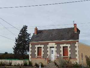 Maison a vendre Noyers-sur-Cher 41140 Loir-et-Cher 64 m2 4 pièces 80560 euros
