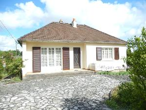 Maison a vendre Saint-Aignan 41110 Loir-et-Cher 90 m2 5 pièces 106000 euros