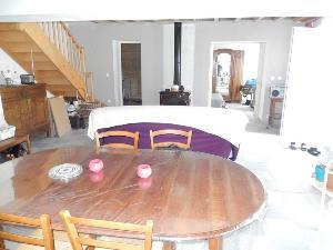 Maison a vendre Lye 36600 Indre 136 m2 4 pièces 106000 euros