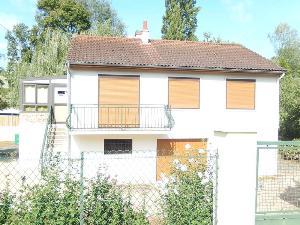 Maison a vendre Seigy 41110 Loir-et-Cher 66 m2 4 pièces 95400 euros