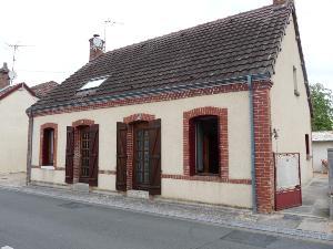 Maison a vendre Salbris 41300 Loir-et-Cher 38 m2 3 pièces 63600 euros