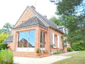 propriete a vendre Nouan-le-Fuzelier 41600 Loir-et-Cher 168 m2 7 pièces 703120 euros