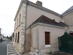 Maison a vendre Villiers-sur-Loir 41100 Loir-et-Cher 100 m2 6 pièces 155872 euros