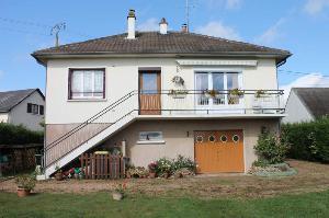 Maison a vendre Fréteval 41160 Loir-et-Cher 86 m2 3 pièces 94200 euros