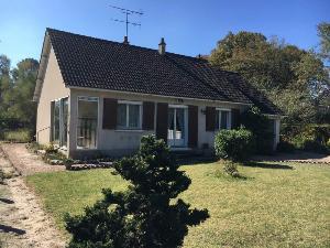 Maison a vendre Vannes-sur-Cosson 45510 Loiret 72 m2 4 pièces 114400 euros