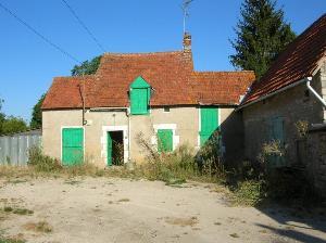 Maison a vendre Épieds-en-Beauce 45130 Loiret 70 m2 1 pièce 37100 euros