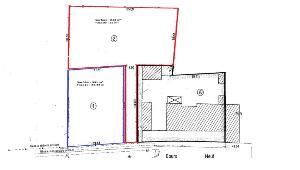 Terrain a batir a vendre Cravant 45190 Loiret 844 m2  63172 euros