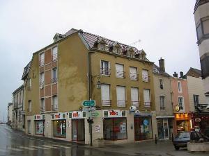 Location appartement Chaumont 52000 Haute-Marne 89 m2 4 pièces 540 euros