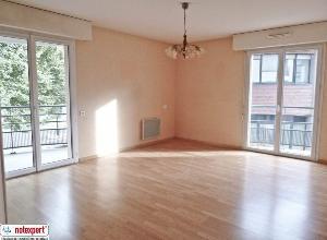Location appartement Laval 53000 Mayenne 68 m2 3 pièces 505 euros