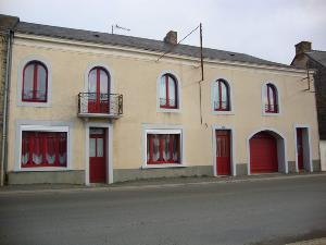 Maison a vendre Saint-Loup-du-Dorat 53290 Mayenne 150 m2 7 pièces 124972 euros