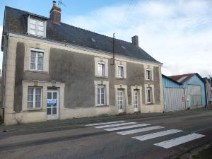Maison a vendre Châtillon-sur-Colmont 53100 Mayenne 151 m2 10 pièces 124972 euros