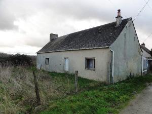 Maison a vendre Thoiré-sur-Dinan 72500 Sarthe 65 m2 3 pièces 63173 euros