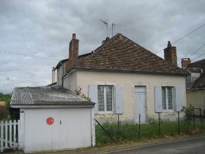 Maison a vendre Bonnétable 72110 Sarthe 3 pièces 94072 euros