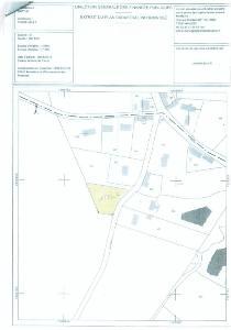 Terrain a batir a vendre Terrehault 72110 Sarthe  18020 euros