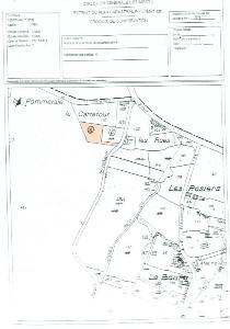 Terrain a batir a vendre Terrehault 72110 Sarthe 1700 m2  16960 euros