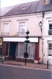 Maison a vendre Bonnétable 72110 Sarthe 7 pièces 135272 euros