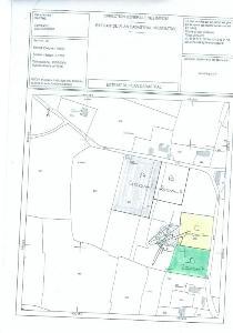 Terrain a batir a vendre Courcemont 72110 Sarthe 2000 m2  23320 euros