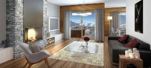 Appartement a vendre Châtel 74390 Haute-Savoie 131 m2 5 pièces 1259000 euros