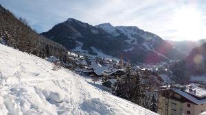 Appartement a vendre Châtel 74390 Haute-Savoie 83 m2 4 pièces 535000 euros