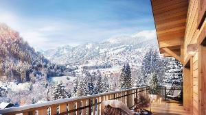 Appartement a vendre Châtel 74390 Haute-Savoie 47 m2 2 pièces 225608 euros