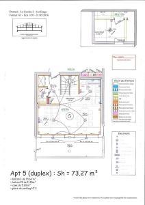 Appartement a vendre Bernex 74500 Haute-Savoie 73 m2 4 pièces 284500 euros