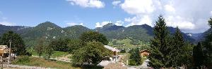 Terrain a batir a vendre Vacheresse 74360 Haute-Savoie 1499 m2  150550 euros