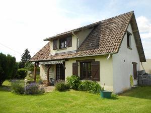 Maison a vendre Saint-Germain-des-Essourts 76750 Seine-Maritime 91 m2 6 pièces 146160 euros