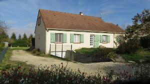 Maison a vendre Buzançais 36500 Indre 120 m2  148000 euros