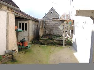 Maison a vendre Écueillé 36240 Indre 110 m2 4 pièces 71000 euros