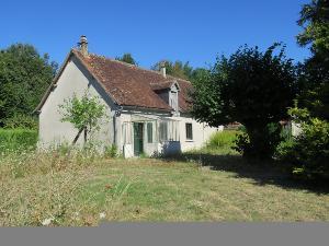 Maison a vendre Pellevoisin 36180 Indre 70 m2 3 pièces 44000 euros