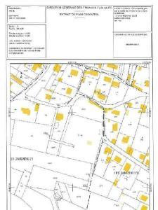 Terrain a batir a vendre Vailly-sur-Aisne 02370 Aisne 4561 m2  119830 euros