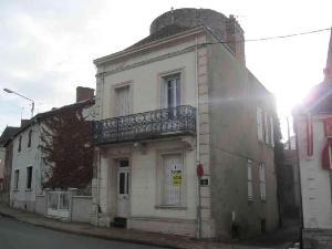 Maison a vendre Jaligny-sur-Besbre 03220 Allier 122 m2 6 pièces 48500 euros