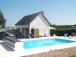 Maison a vendre Châtelperron 03220 Allier 60 m2 4 pièces 93460 euros