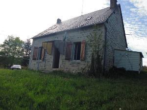 Maison a vendre Moustier-Ventadour 19300 Correze 75 m2 3 pièces 53000 euros