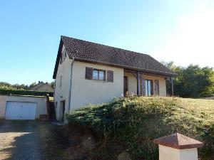 Maison a vendre Montessaux 70270 Haute-Saone 120 m2 7 pièces 170000 euros