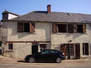 Maison a vendre Les Aix-d'Angillon 18220 Cher 82 m2 4 pièces 73472 euros